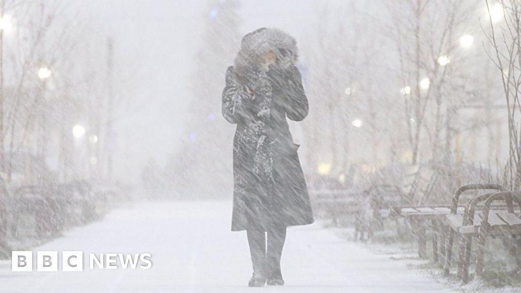 Moscow's December was 'darkest' month