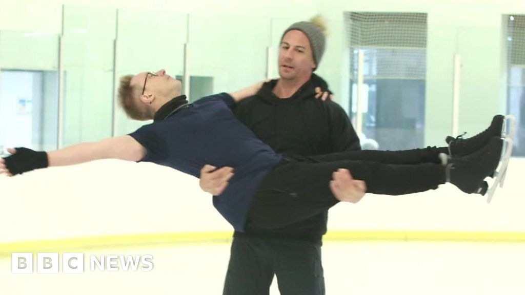 Dancing On Ice is making UK TV history with a same-sex pair in the competition