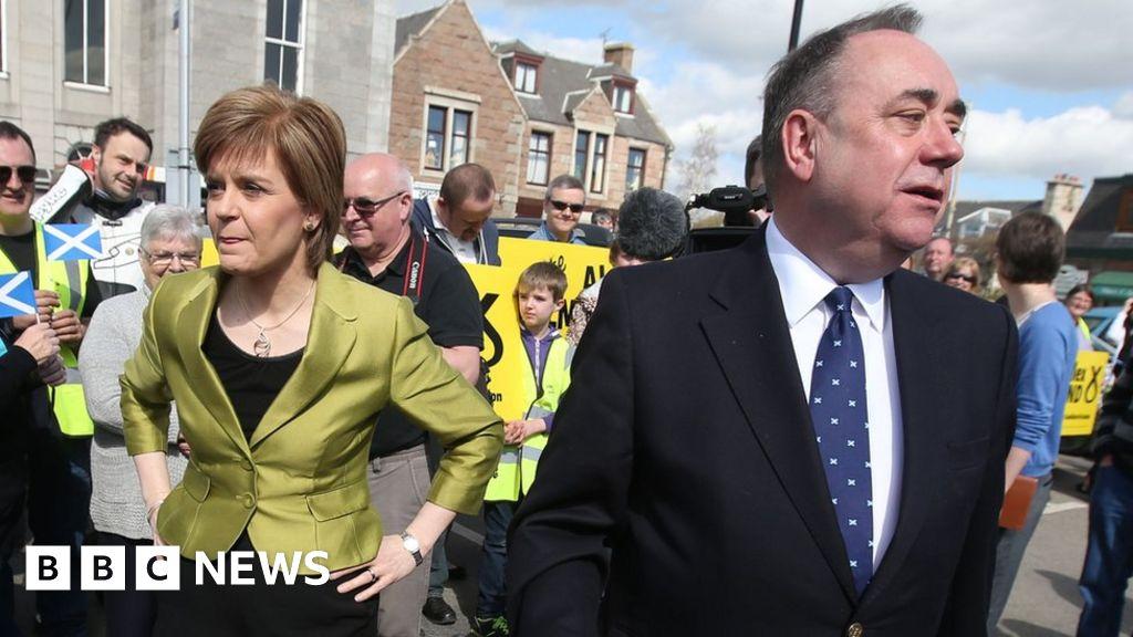 Sturgeon: I did not mislead Scottish Parliament over Salmond