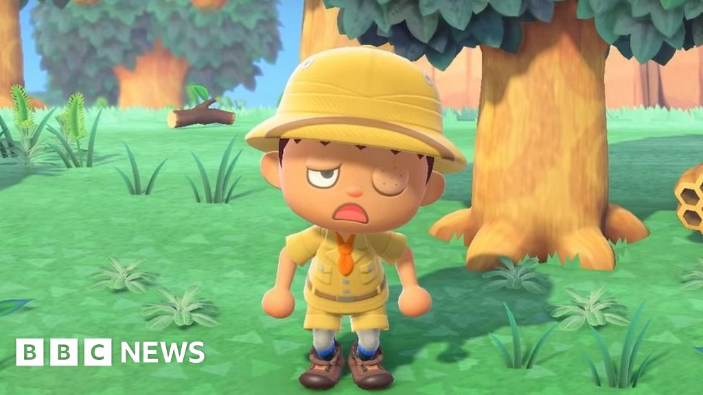 Nintendo: Animal Crossing fans upset by cloud restrictions - BBC News