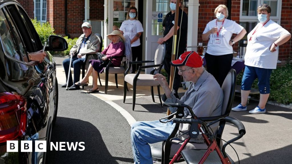 Coronavirus: Government to announce £546m care home package thumbnail
