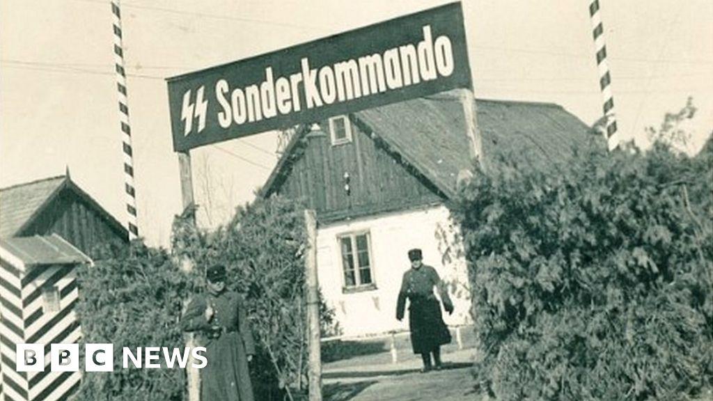 Photos from Sobibor Nazi death camp unveiled