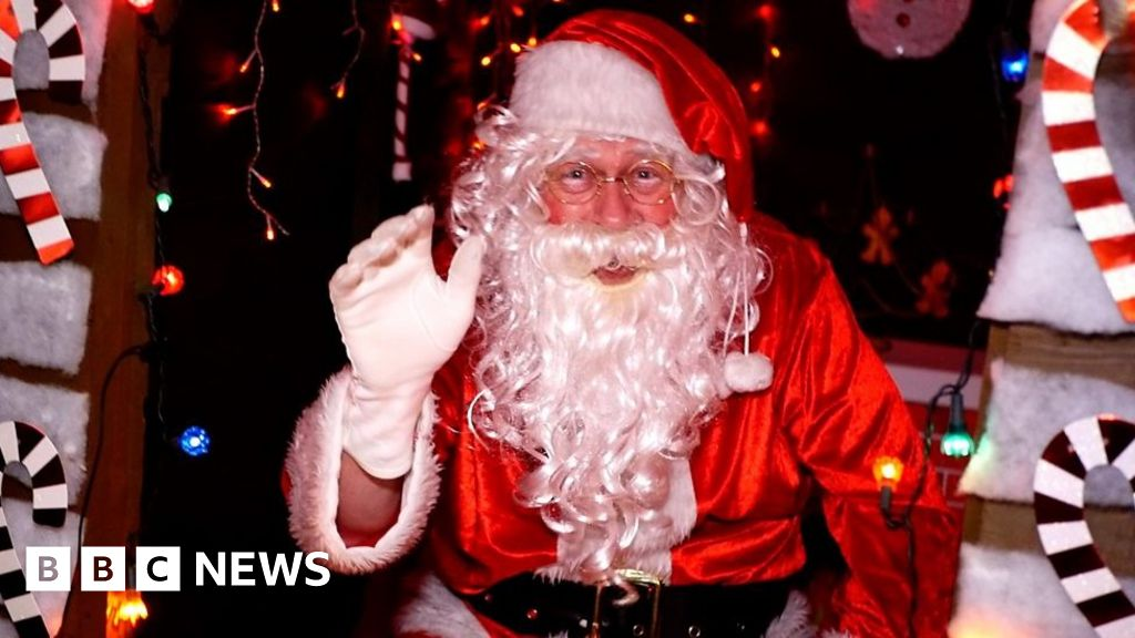 Eastleigh grotto for families priced out of Santa visit