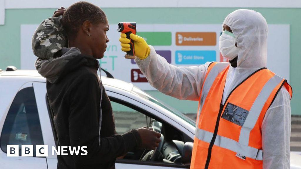Coronavirus in South Africa: The lull before the tsunami? - BBC News