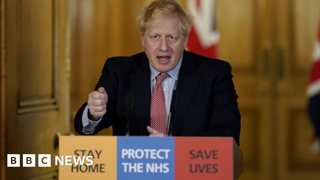 Coronavirus: Boris Johnson 'improving' as intensive care treatment continues
