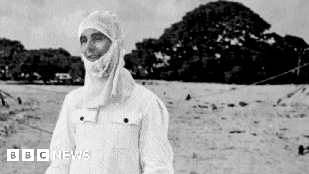 Nuclear test veteran wants government apology over blasts ...