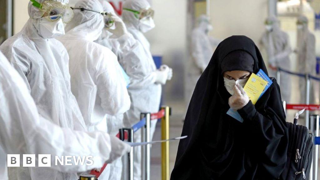 Coronavirus: cases, jump in Iran and Italy