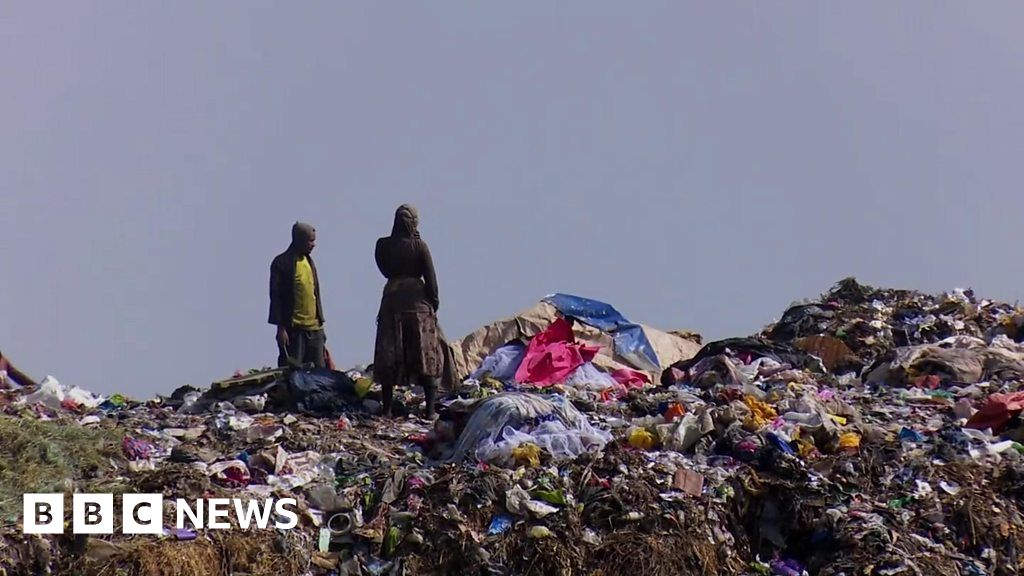 Energy From Rubbish To Power Addis Ababa Bbc News