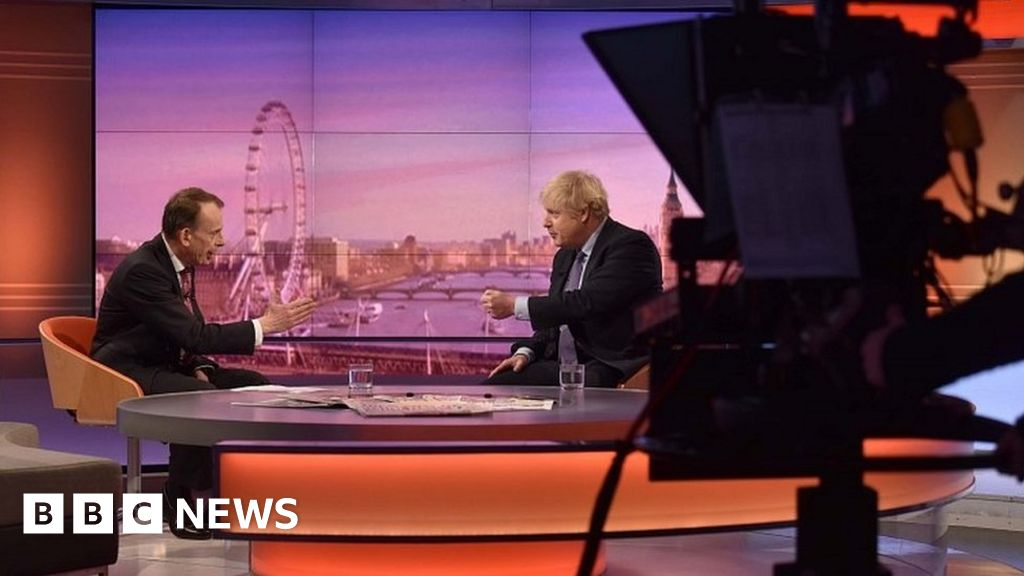 General election 2019: Johnson 'could look at' abolishing BBC licence fee