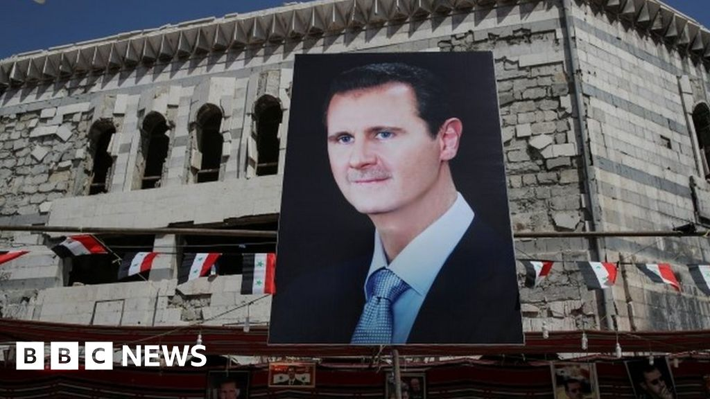 Syria will hold elections in May after years of war