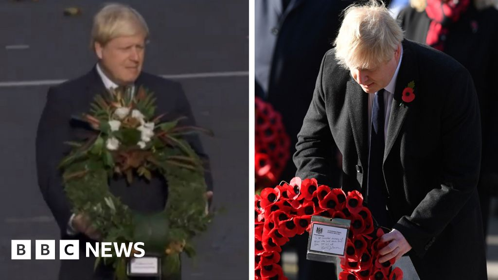 BBC apologises for using wrong Remembrance Day clip