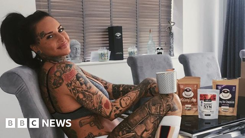Pregnant Jemma Lucy's 'irresponsible' Instagram post banned - BBC News