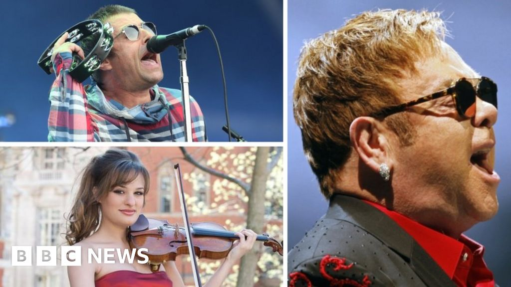 Musicians 'failed by government' over EU touring, stars say