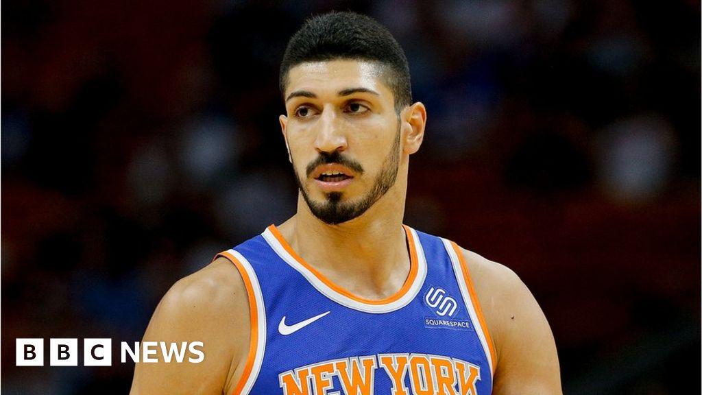 NBA star: 'I don't feel safe in the UK'