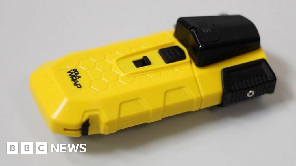 LA police to use 'Batman-style' restraint device