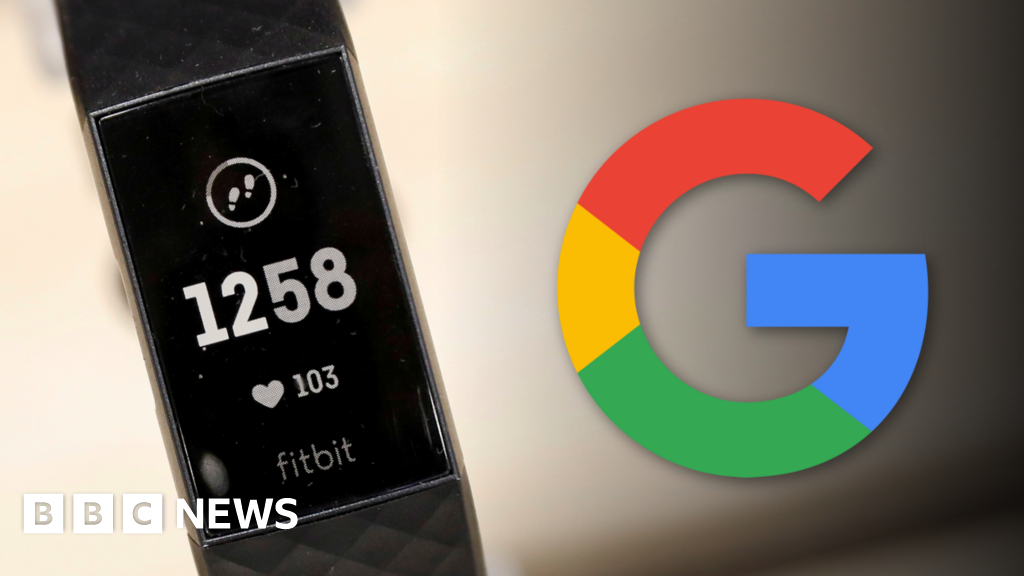 Google's Fitbit takeover probed by EU regulators - BBC News
