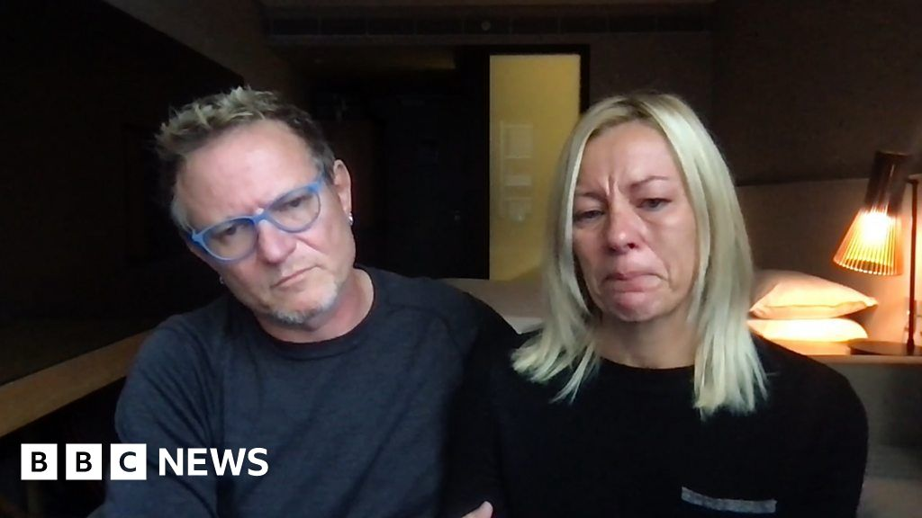 Queensland 'Heartless' bans the US couple from seeing their father die