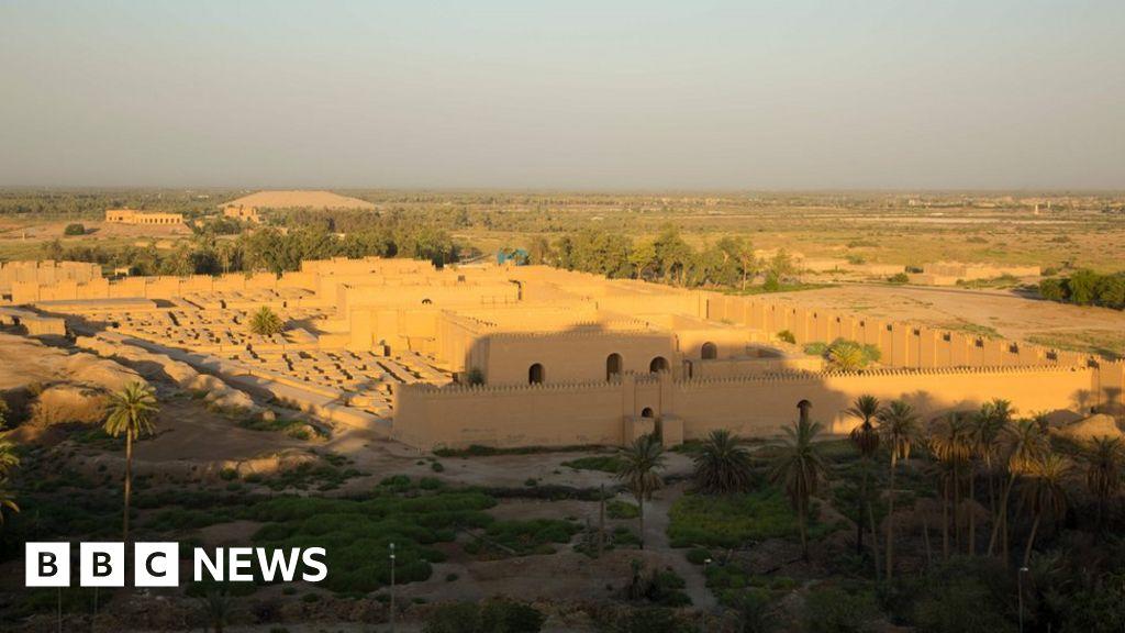 Babylon gains Unesco World Heritage status