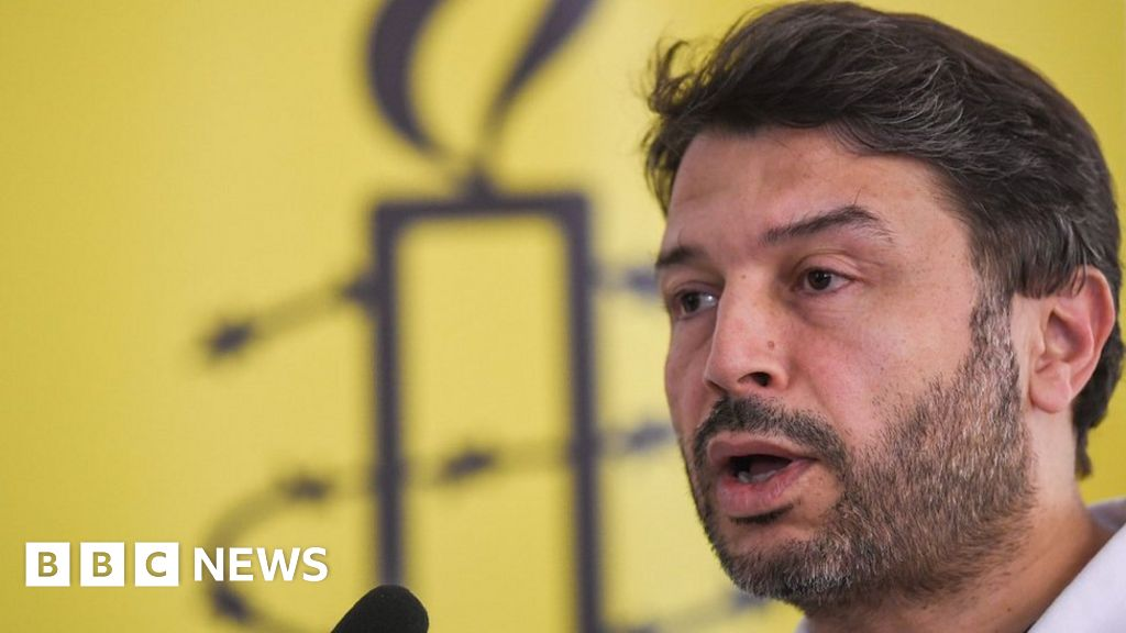 Turkey jails Amnesty activists in 'terrorism' case thumbnail