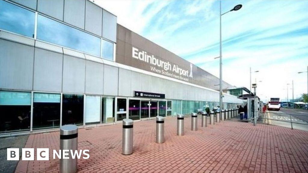 Plane Parking Cheaper Than Drop Off Zone At Edinburgh Airport Bbc News