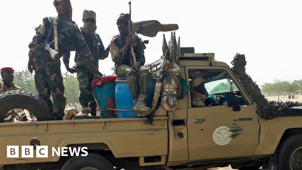 Boko Haram kills troops in 'deadliest' Chad raid