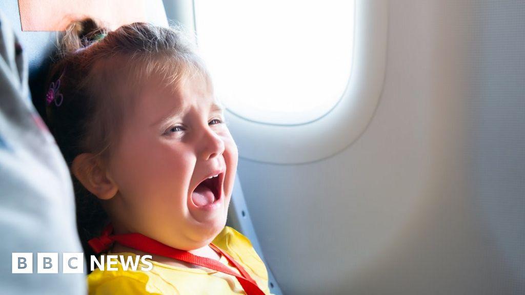 Airline to help passengers avoid screaming babies