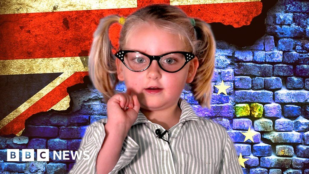 757f69fcc2aeb Brexit explained by a three-year-old - BBC News