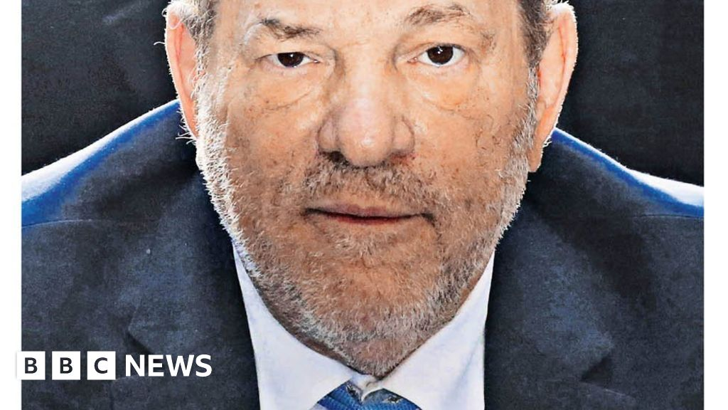 Harvey Weinstein 'locked up at last'
