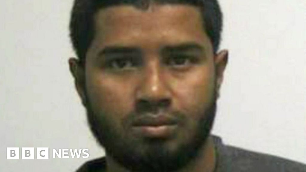 Akayed Ullah: Times Square subway pipe bomber jailed for life - bbc