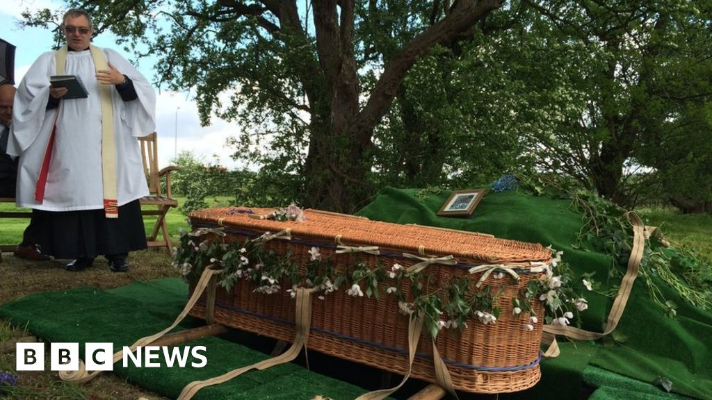 A grave business the rise of alternative funerals bbc news solutioingenieria Image collections