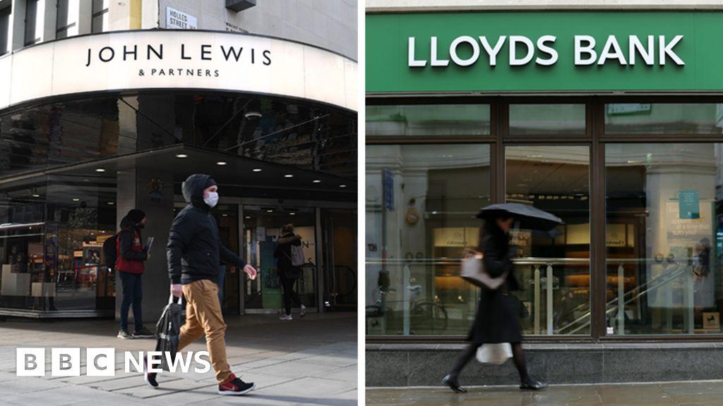 , John Lewis and Lloyds Bank cut many hundreds of jobs, Saubio Making Wealth
