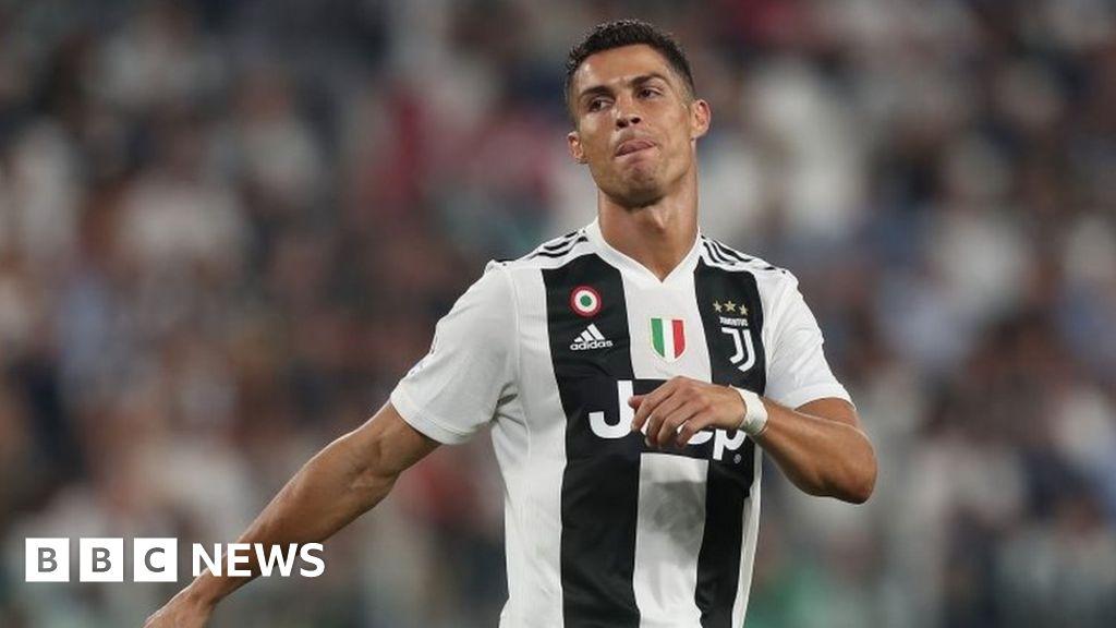 cristiano ronaldo bbc article