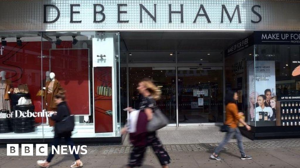 Debenhams seeks £200m in new funds