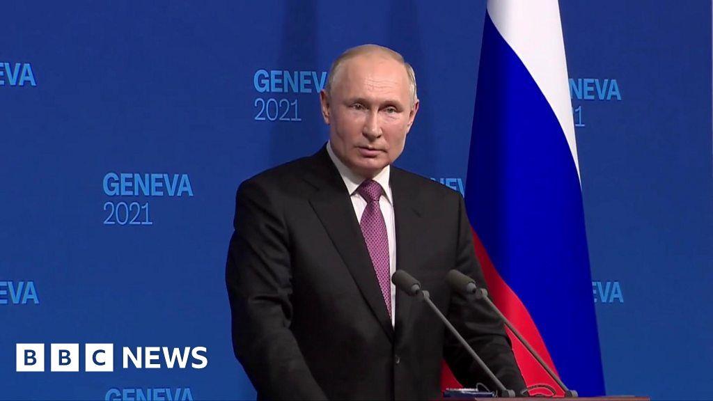 Putin: Do you think we are unpredictable?