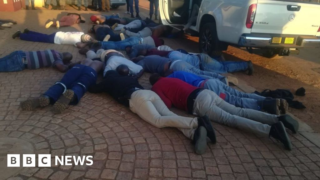 Five dead after 'hostage situation' in SA church
