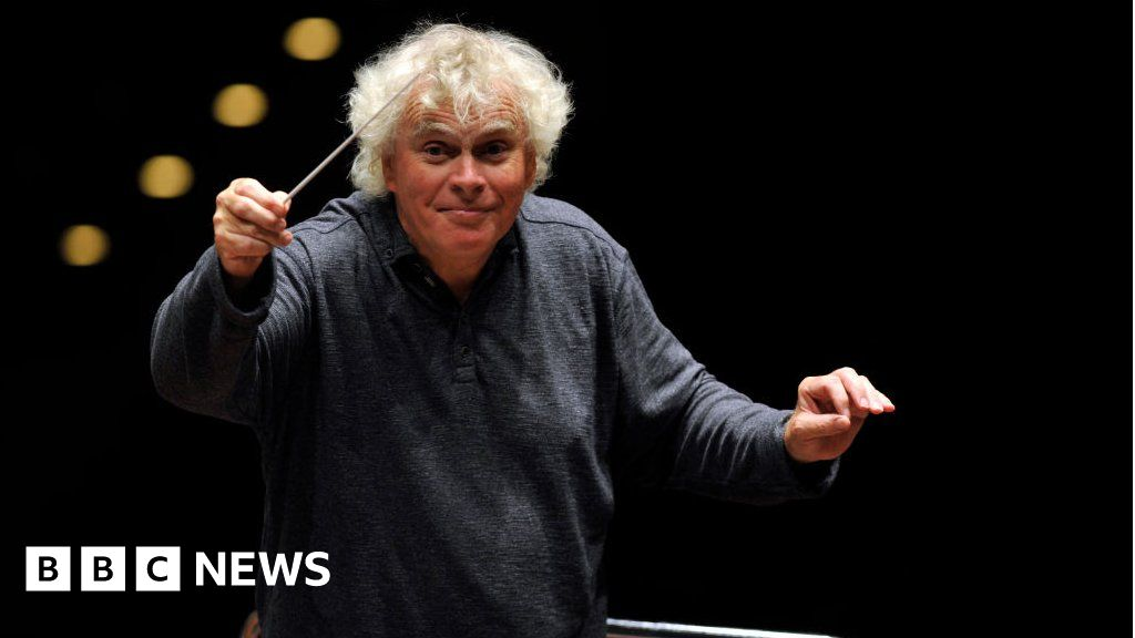 Sir Simon Rattle will leave the LSO for Munich