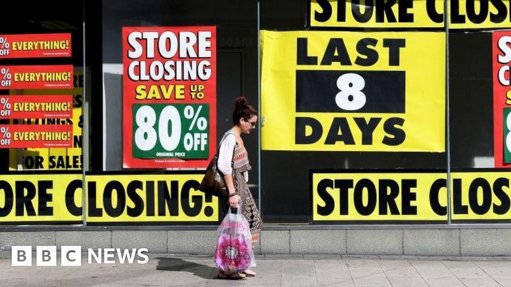 Retailers shut 2,870 stores in first half of 2019