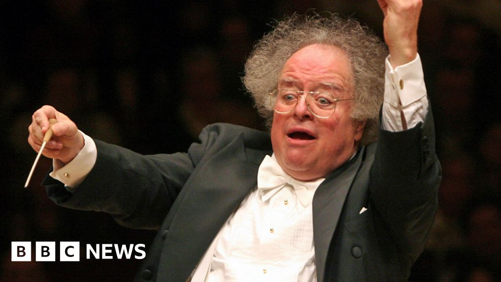 James Levine was killed: the director directed the Met Opera before throwing abuse