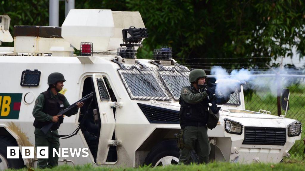 Venezuelan forces killed hundreds - UN