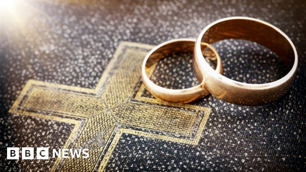 Harry And Meghan Can You Remarry In Church After Divorce Bbc News