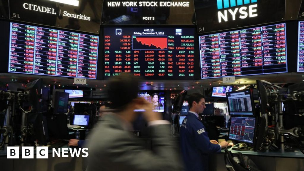 Is the US heading for a recession?