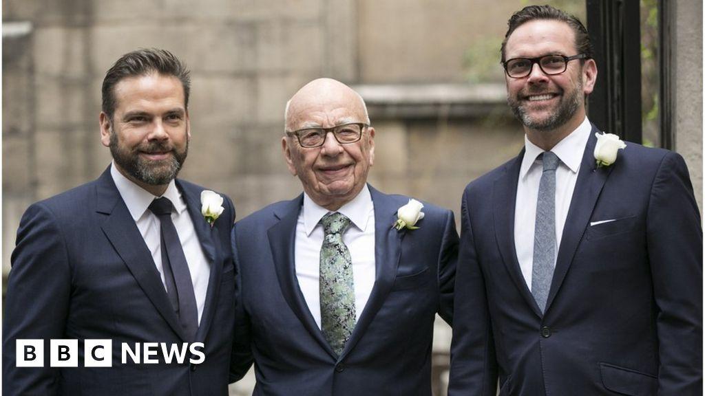 Australia fires: Murdoch's son criticises Recordsdata Corp coverage thumbnail