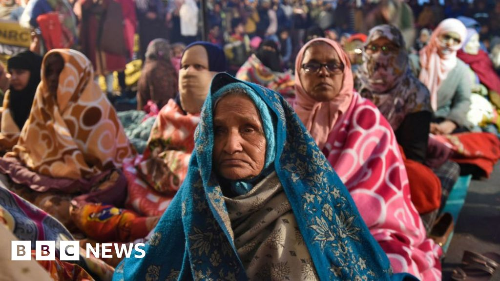 The Shaheen Bagh: The women in the Delhi street against the law on citizenship