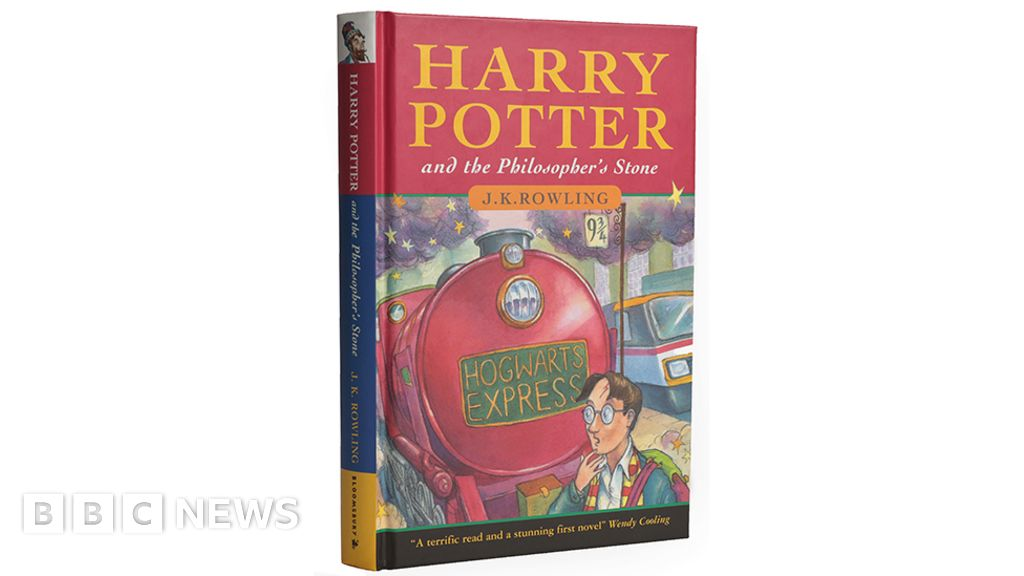 Rare Harry Potter book sells for £80k at Leyburn auction