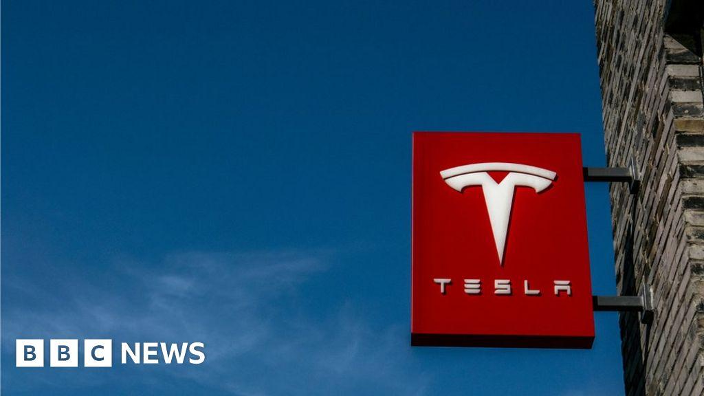 Tesla says investigating car explosion in Shanghai