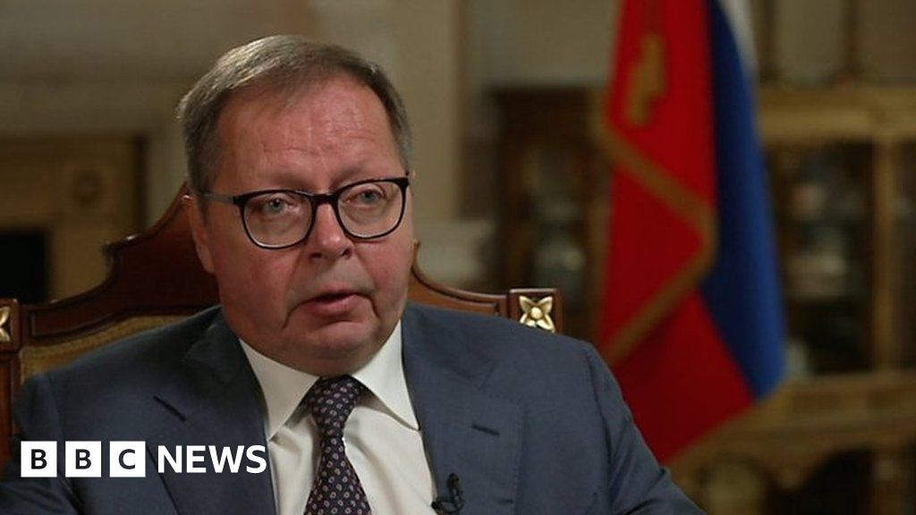 Gas price rises: Russia not withholding supplies, says ambassador to UK