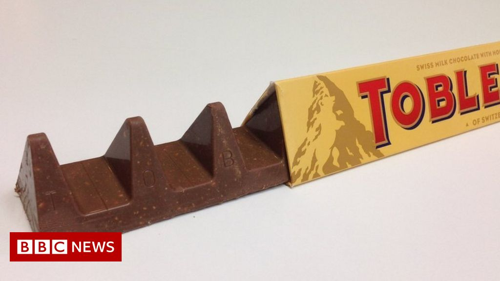 Toblerone to revert to original shape