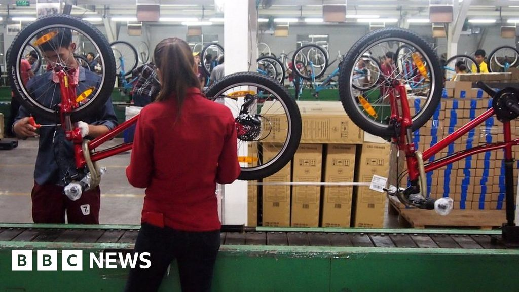 Cambodia's bicycle firms face bumps in the road