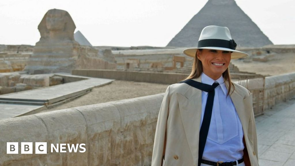 Melania: I'm world's most bullied person