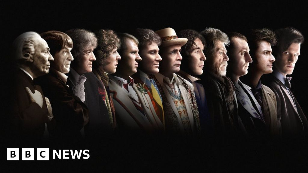 """4. """"The Doctors"""" from Hartnell to Whittaker"""